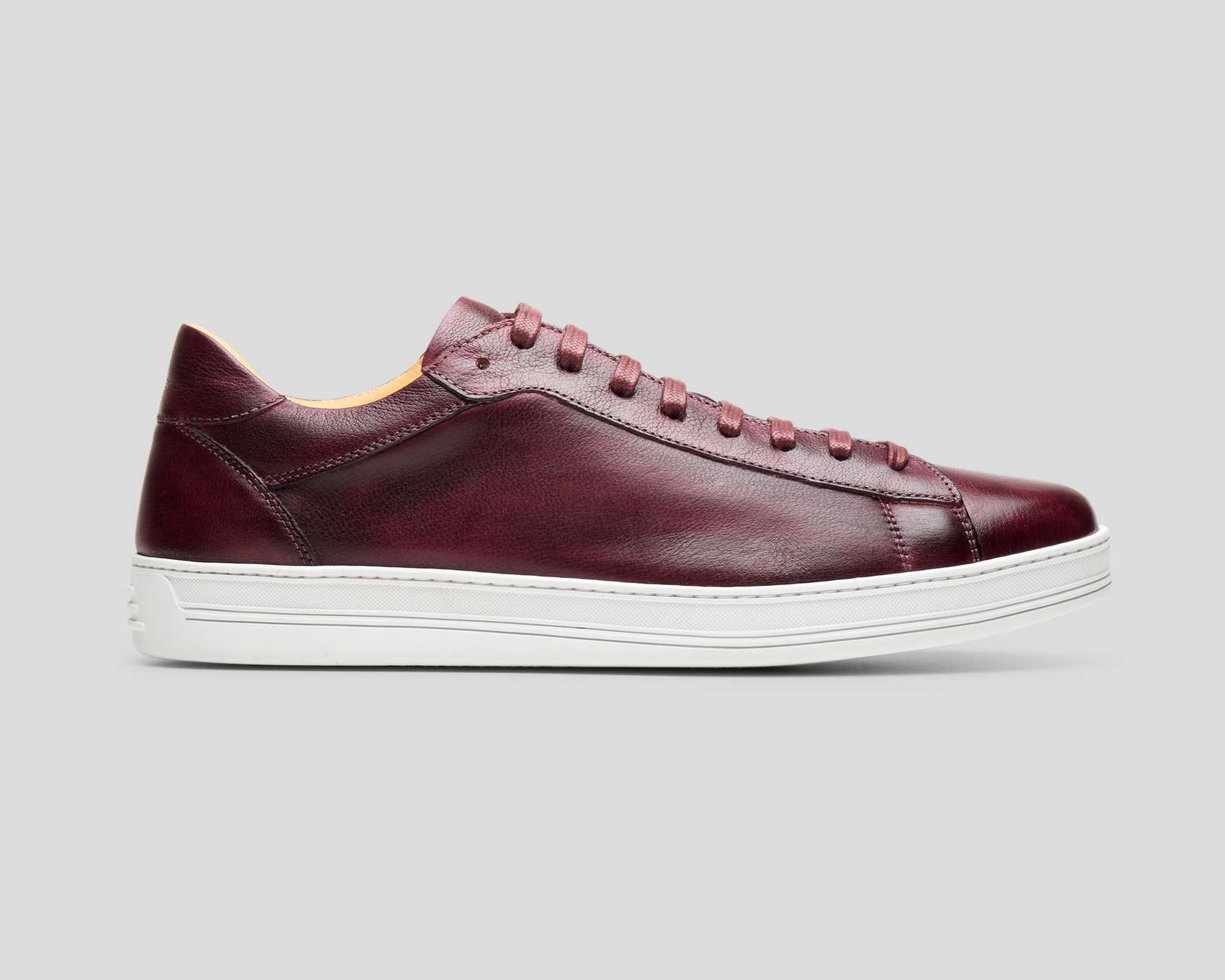 #31 -  M. Gemi Netto Due Hand Painted Buffalo Leather Sneaker