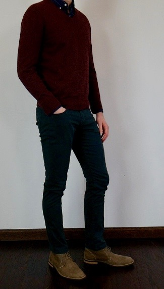 """A great business casual look from my first """"Fix"""" of 2019"""