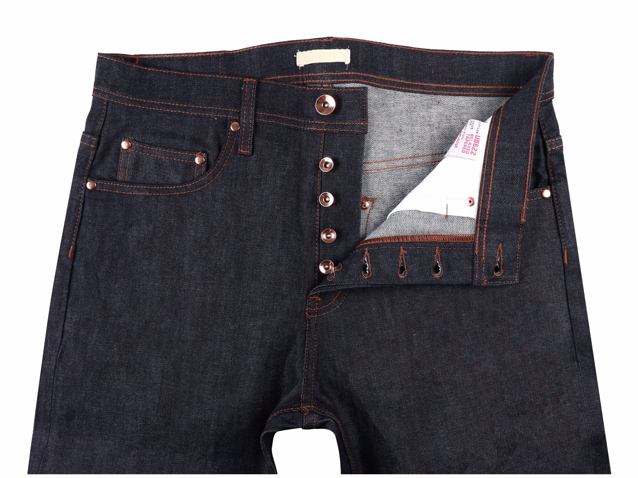 4319f65c3cdcbd Raw Denim for Muscular Thighs- A Review of Unbranded Brand Jeans ...