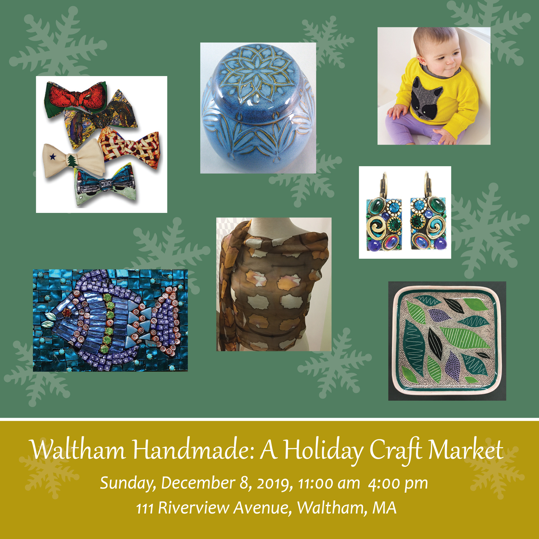 2019 Holiday Craft Show_SQUARE.jpg
