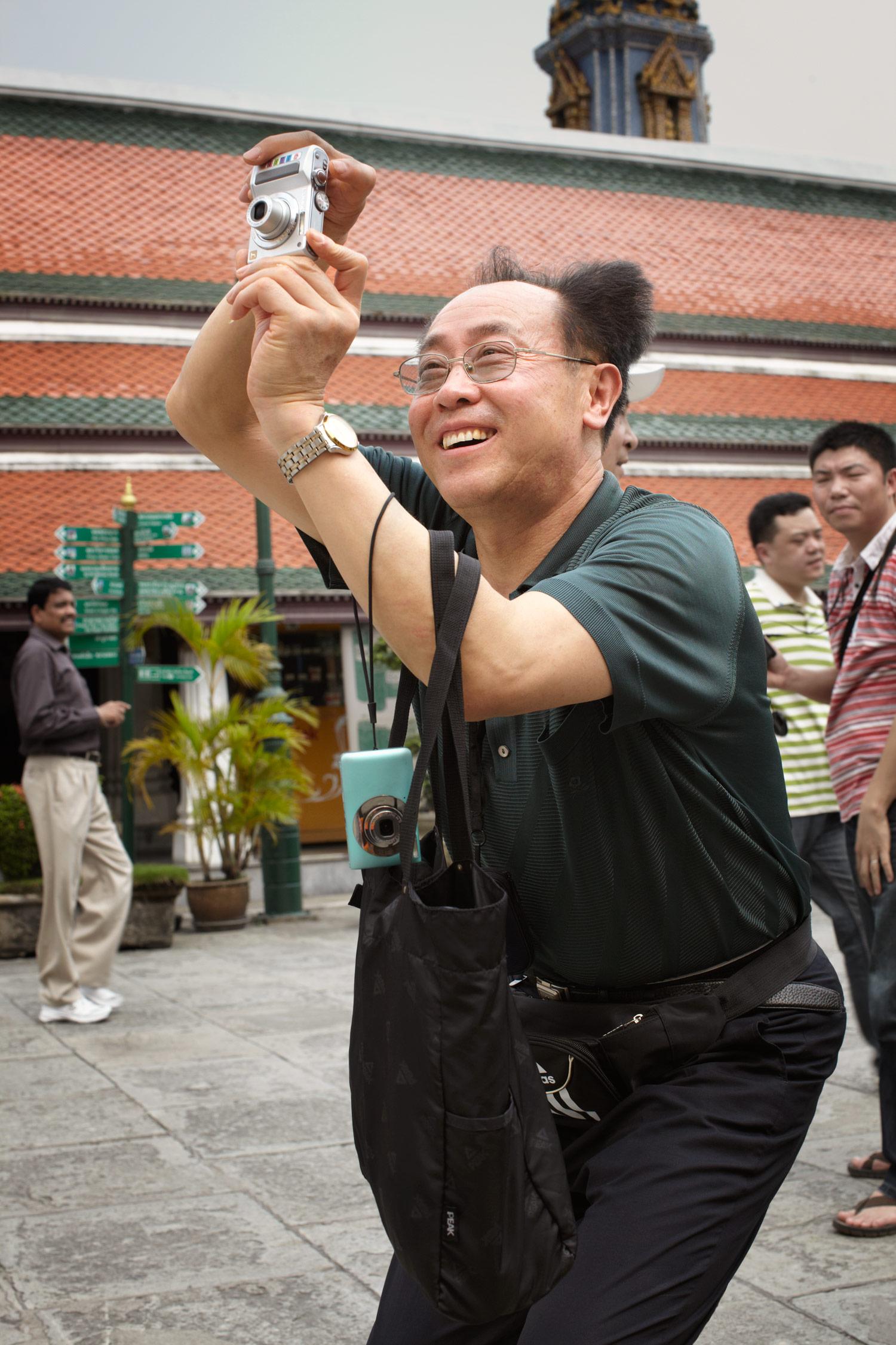 Shooting Tourists / Bangkok