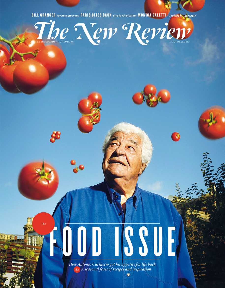 The Independent / Antonio Carluccio