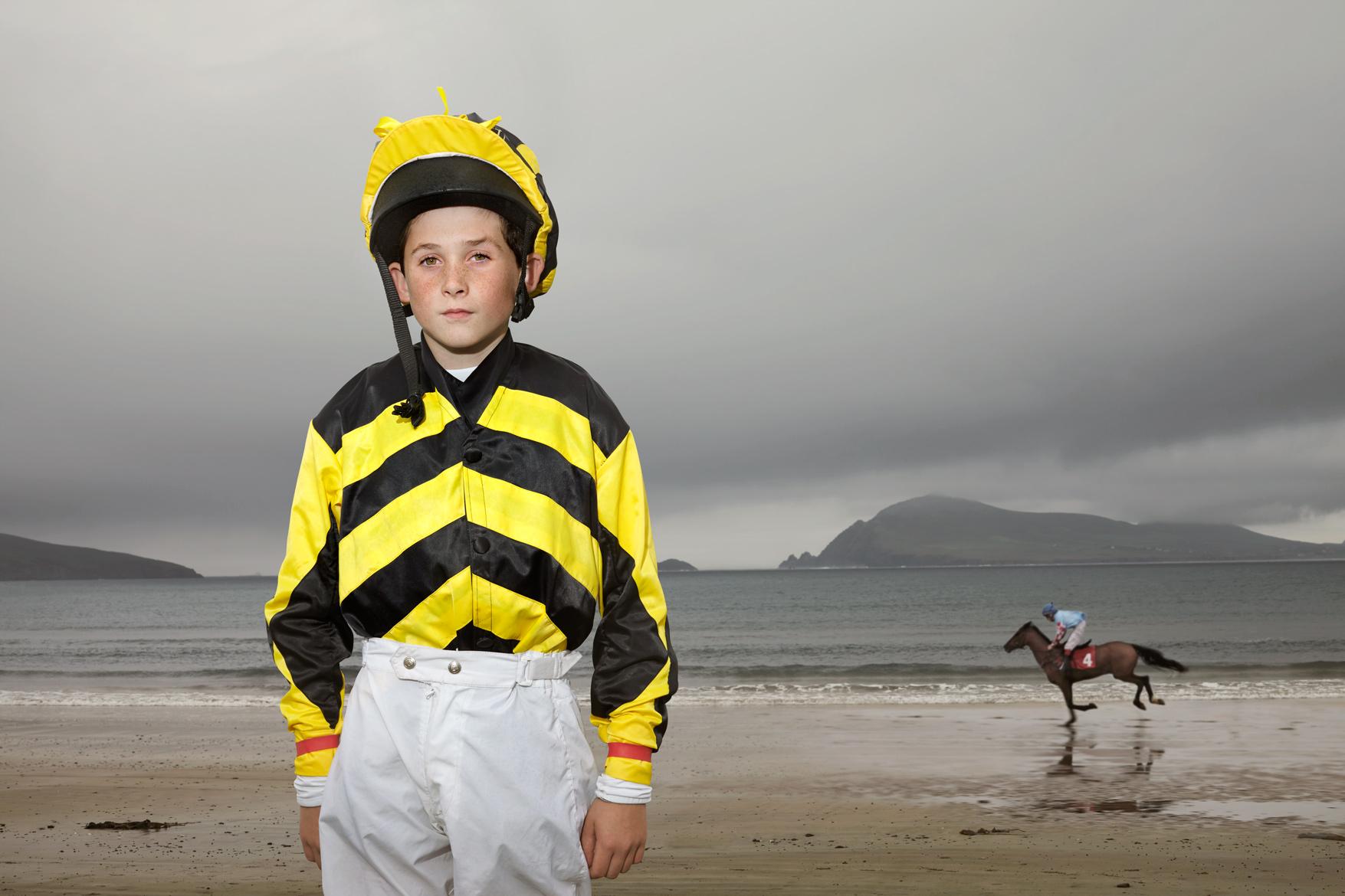 The Ballyferriter Races / County Kerry / Ireland