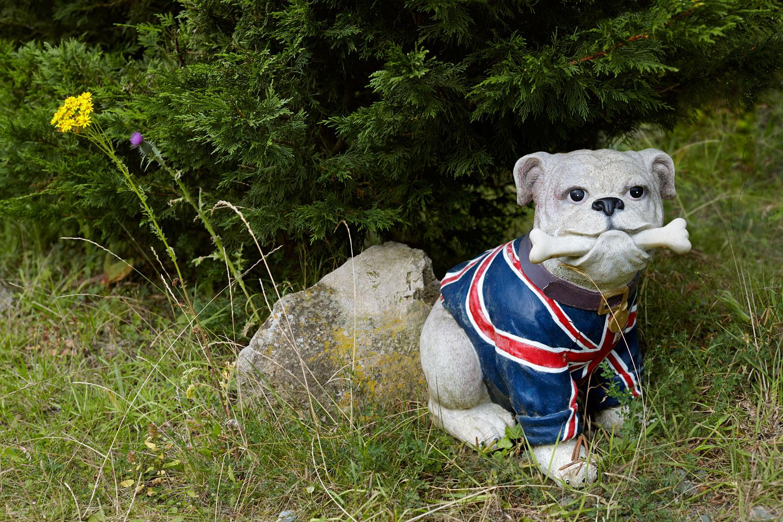 Stone Bulldog / Wales