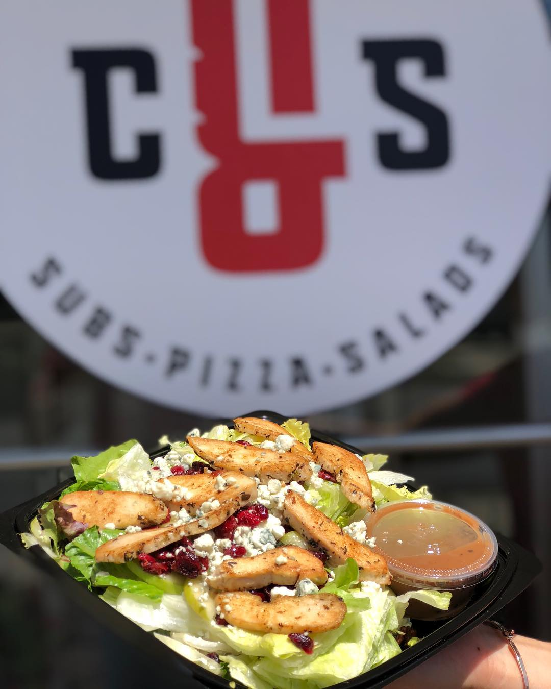 Bakersville Salad