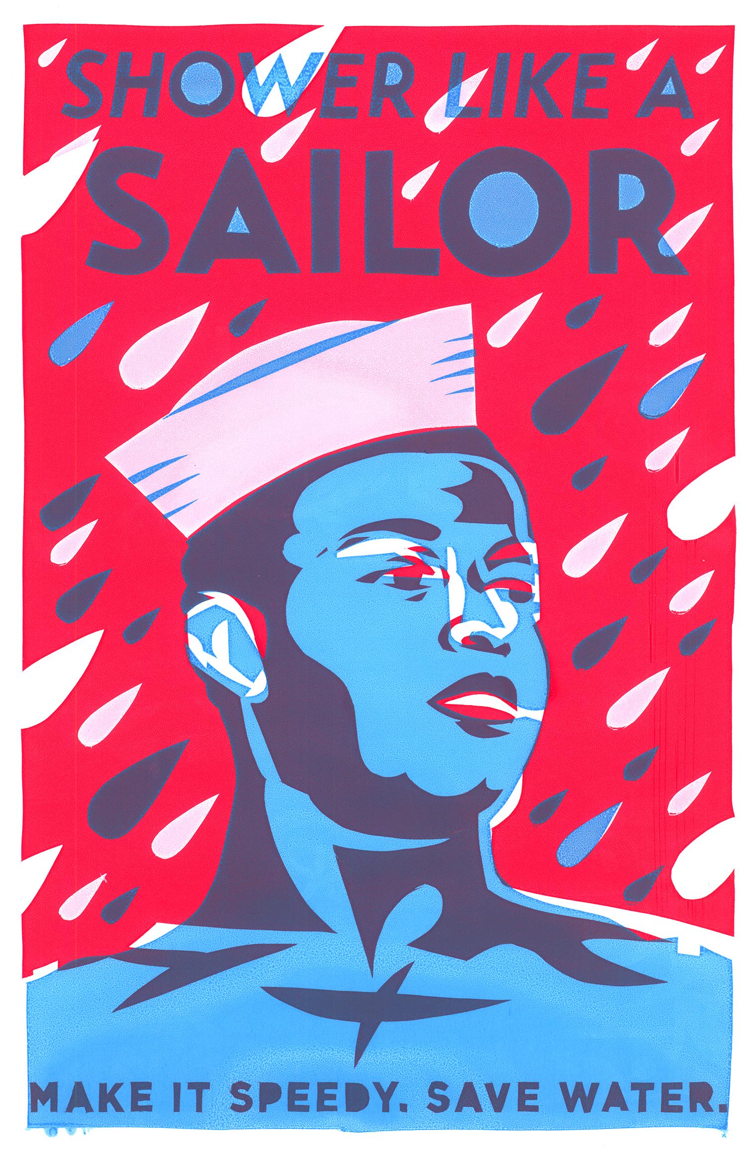 Shower Like A Sailor