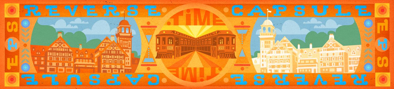 Reverse Time Capsule