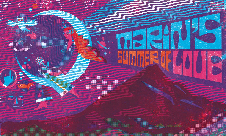 Marin's Summer of Love