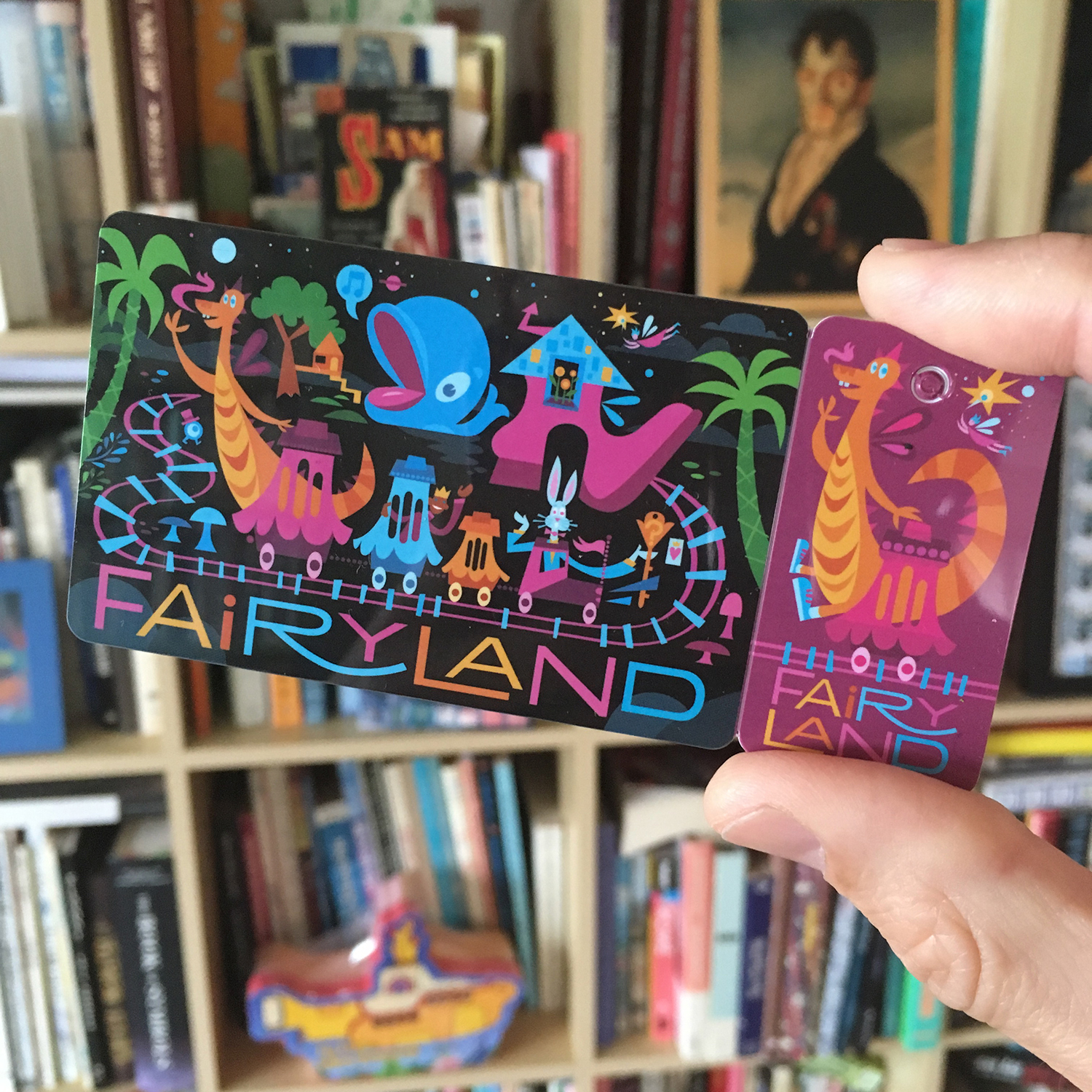 Oakland Public Library Card