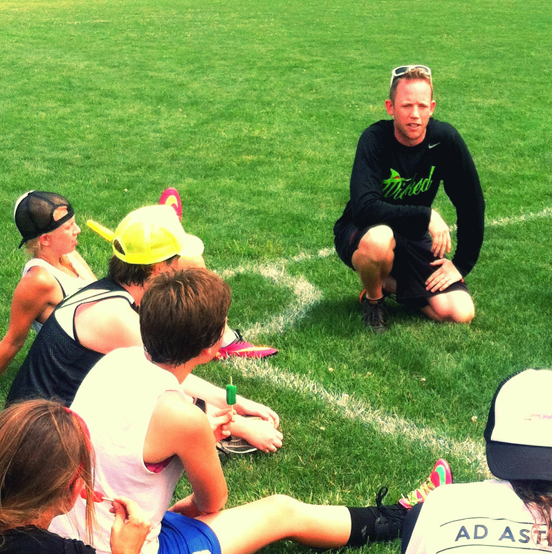 Andrew Wimer - Coach