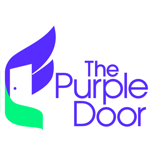 The Purple Door Logo