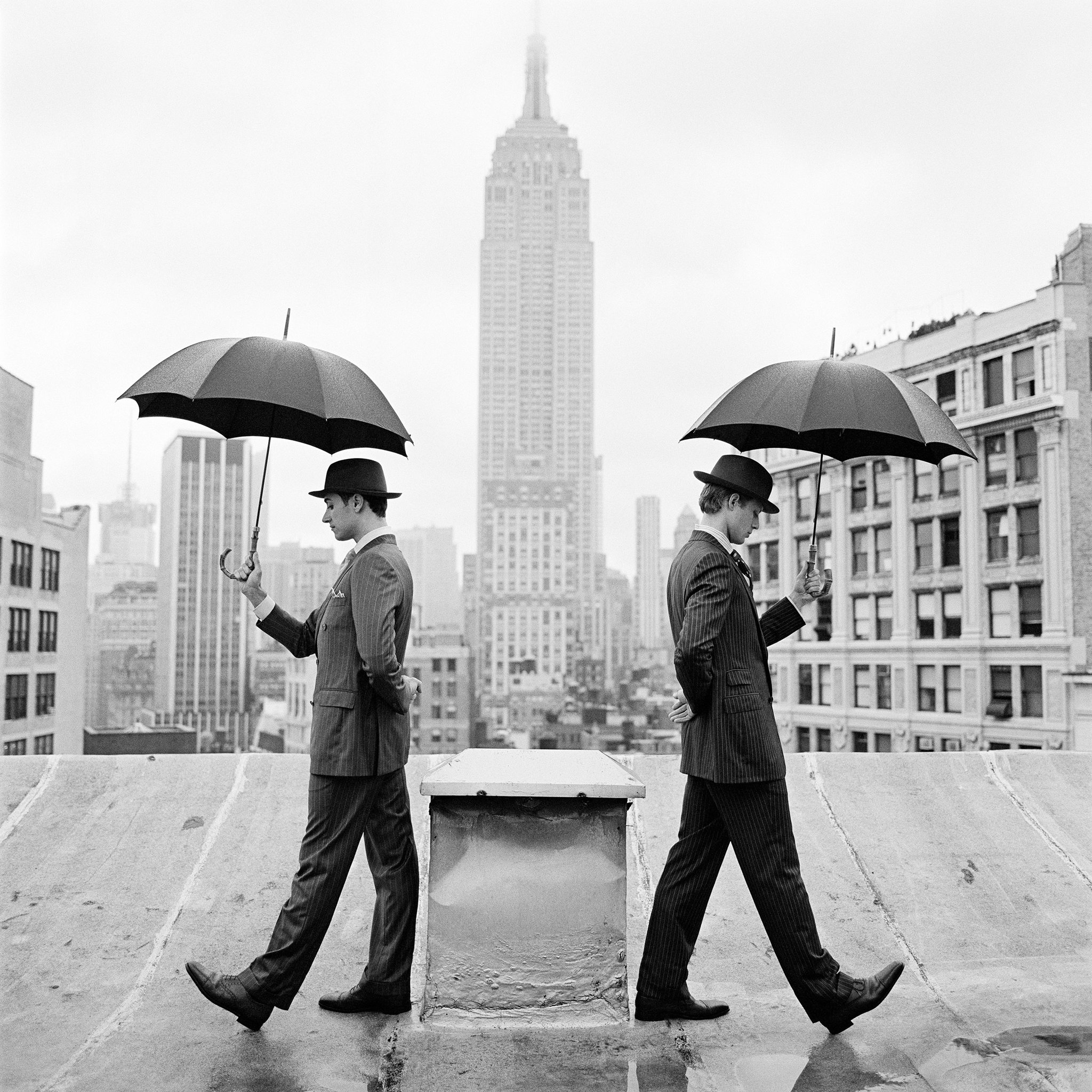 ©Rodney Smith (top and above photo)
