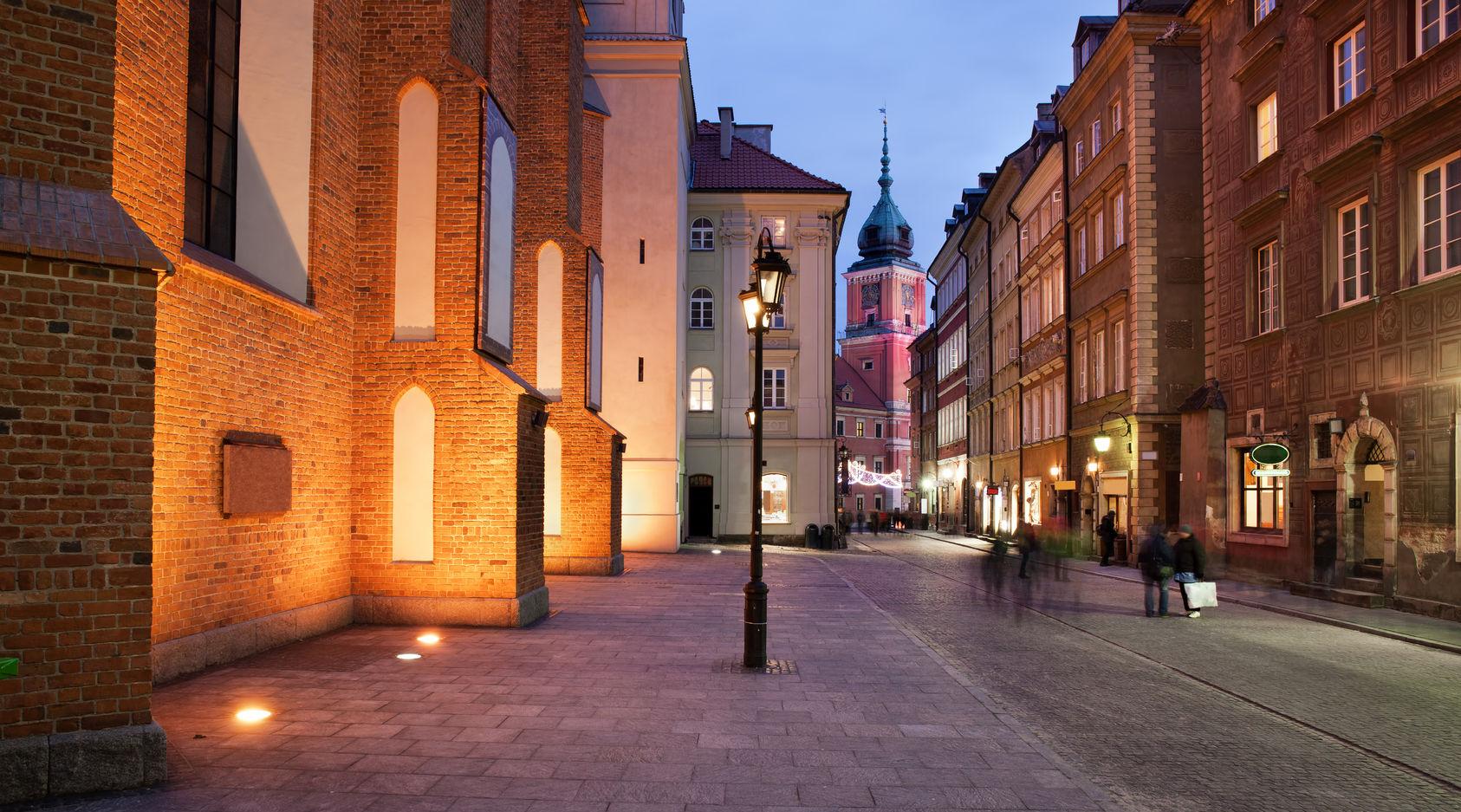 Kultur og historie i Warszawa - 3 netter/4 dager - Weekend