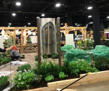 Boston Flower & Garden Show 2018