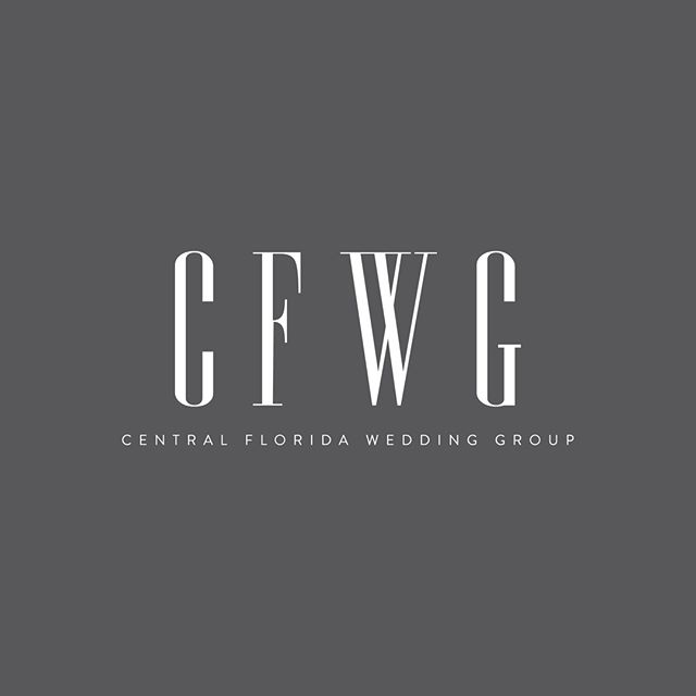 Recently worked with @cfweddinggroup to create a logo that would reflect their simple and elegant style. We started out with a black and white color scheme, until my client suggested a charcoal gray. This revision softened the look and worked out really well. ⠀ -⠀ #logodesign #branding #graphicdesign #smallbusiness #localbusiness #handmade #lkld #lakelandfl #graphicdesigner #logo #pattern #pantone #CarrollDesignCo #adobe #adobeillustrator #wedding #minimal #minimalist #minimaldesign #cleandesign #simpledesign #centralflorida