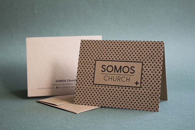 A custom notecard design created last year for SOMOS Church in Lakeland, FL. ⠀ -⠀ #logodesign #branding #graphicdesign #smallbusiness #localbusiness #handmade #lkld #lakelandfl #graphicdesigner #logo #pattern #pantone #CarrollDesignCo #adobe #adobeillustrator #minimal #minimalist #minimaldesign #cleandesign #simpledesign #classicdesign #branddesign #graphicdesign #branddesigner #visualbranding⠀
