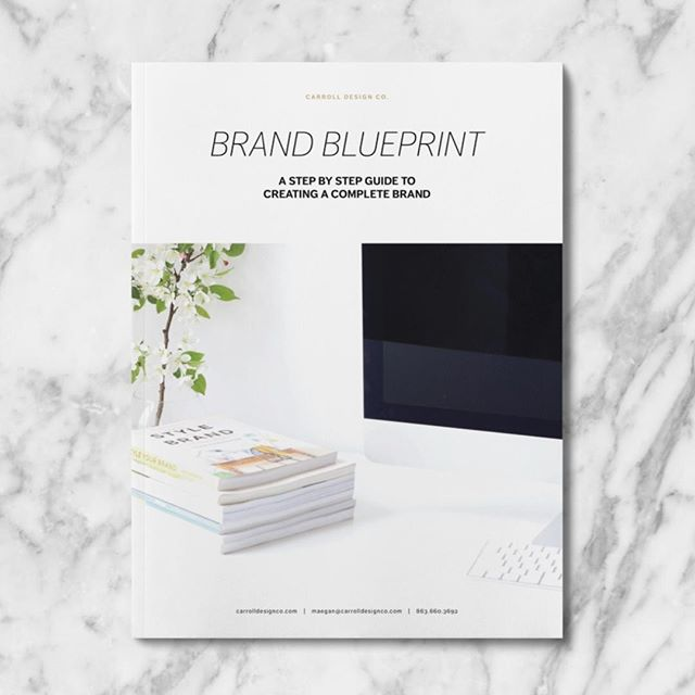 We created a Brand Blueprint that walks businesses through the steps of defining your audience, positioning your brand, creating valuable communication, and mapping your website. It also includes a helpful checklist of the materials and assets you will need created to effectively communicate your brand to your clients and customers. Visit the link in our bio and fill out the form to download yours today. ⠀ -⠀ #logodesign #branding #graphicdesign #smallbusiness #localbusiness #handmade #lkld #lakelandfl #graphicdesigner #logo #pattern #pantone #CarrollDesignCo #adobe #adobeillustrator #brand #brandidentity #webdesign #design #branddesign
