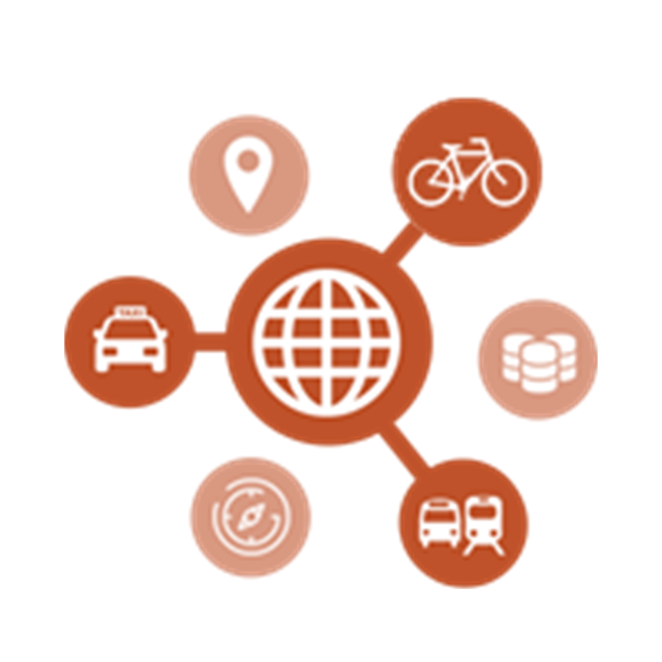 Seamless Mobility - Unlock the 1st/last mile and develop a multimodal payment platform that enables travelers to tap into a marketplace of mobility options.