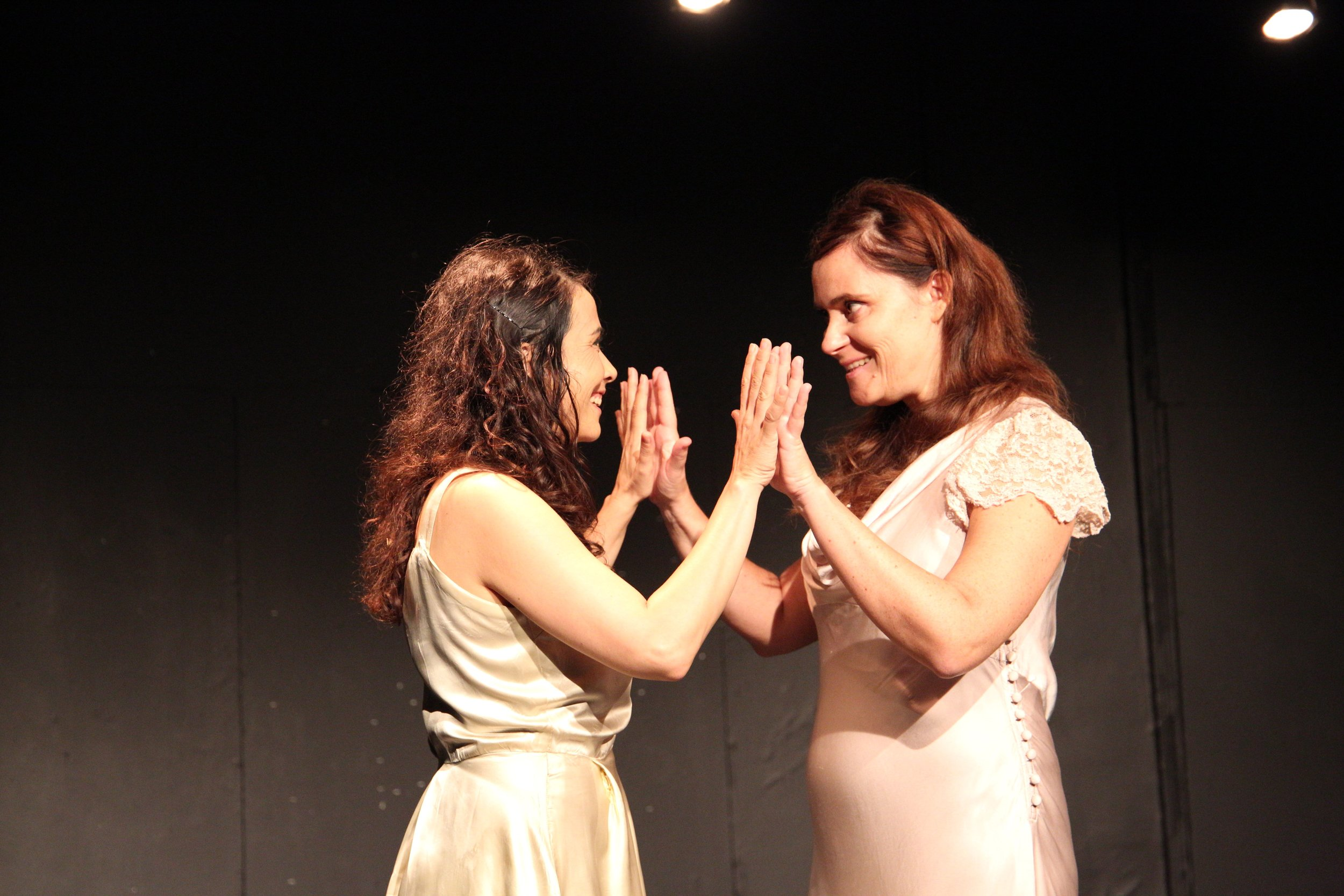 Copy of Micaela Ghiozzi and Rita Duvall (performers)