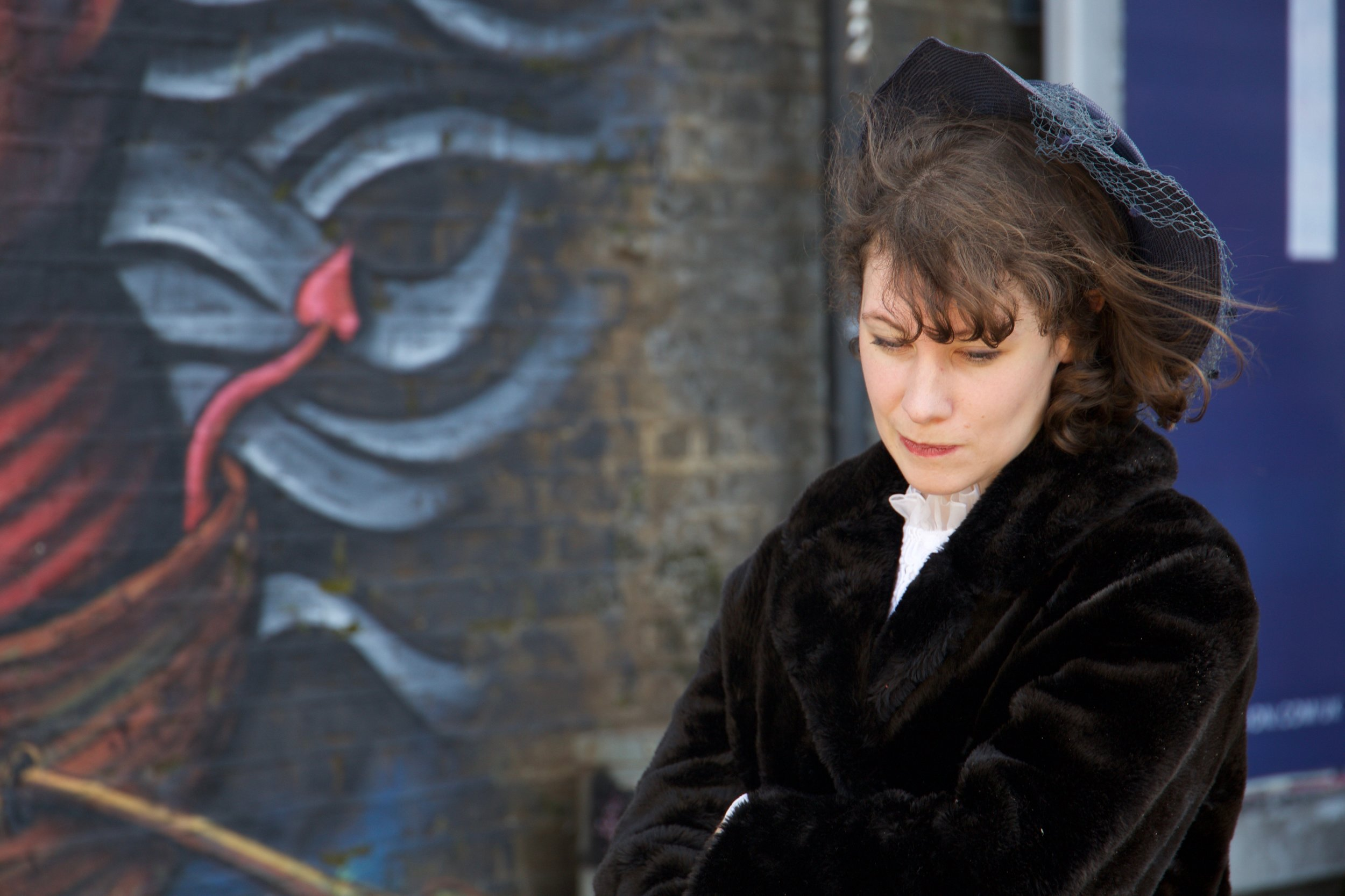 Copy of Stefania Ghasel Ritz (performer)