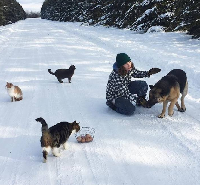 Before Nikki started farming, she worked as a journalist for over five years. She now writes a monthly column on young farmers and farmer issues for  The Western Producer