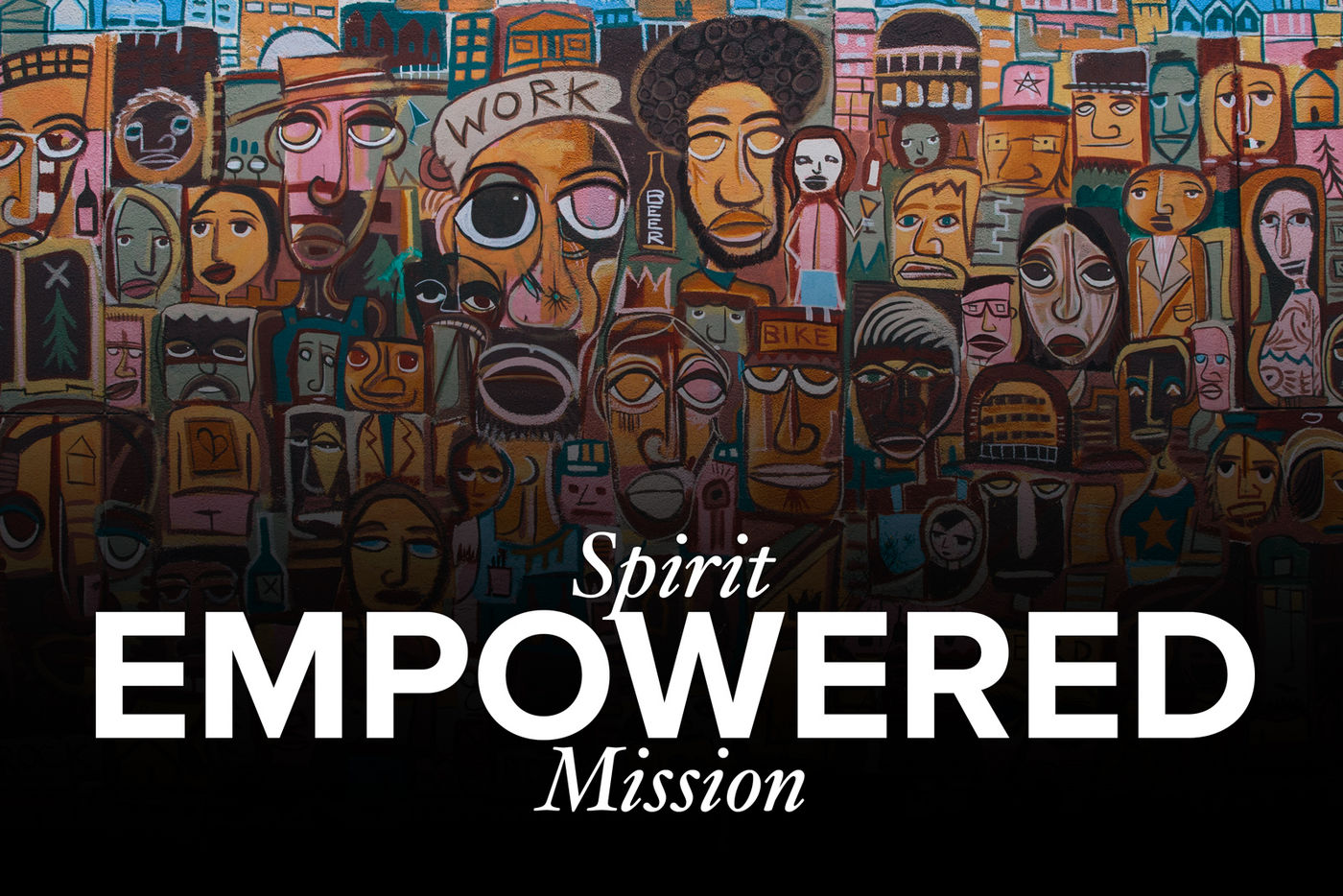 Spirit Empowered Mission