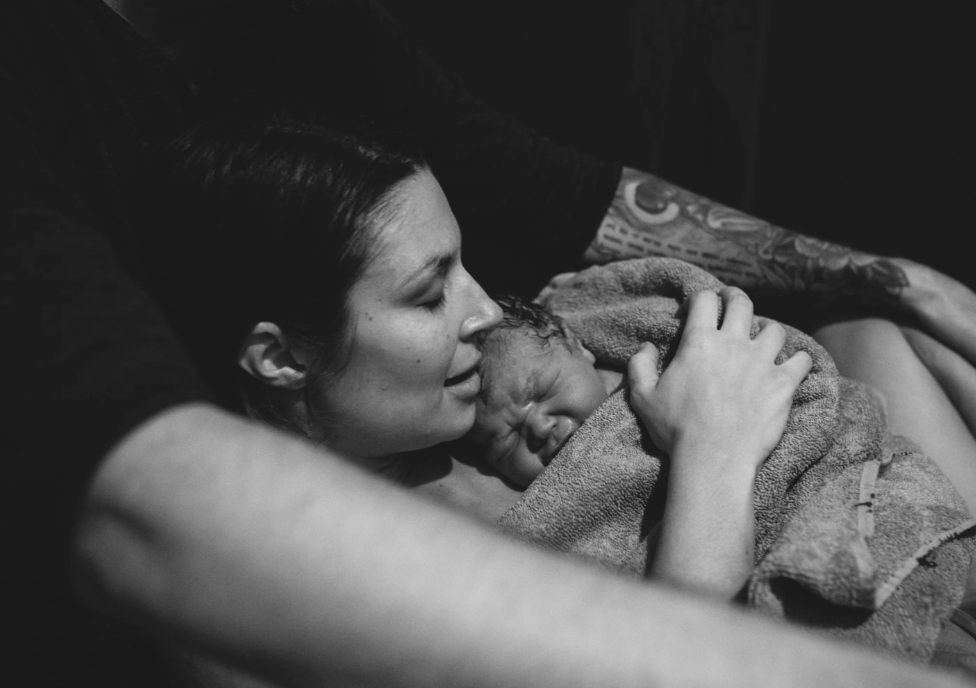 Atlanta Doula and birth photographer