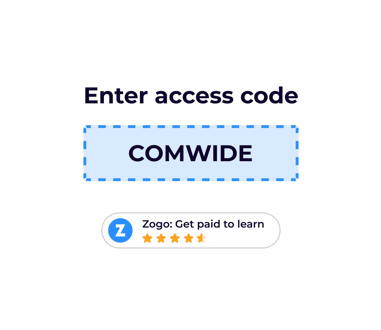 COMWIDEAccessCode.png
