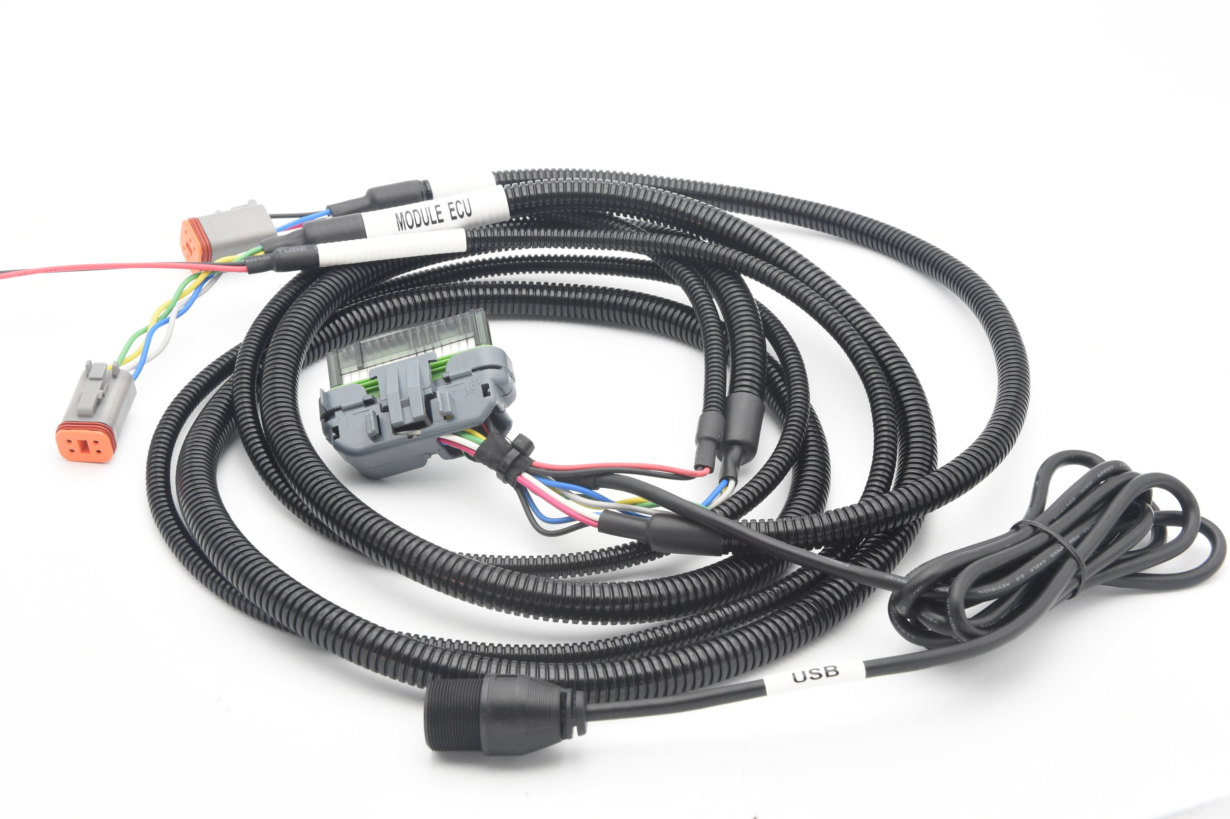 Auto Cable for  new energy vehicle A.JPG