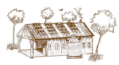 Nature Education Center Initiative,(NECI), Preliminary Idea Sketch