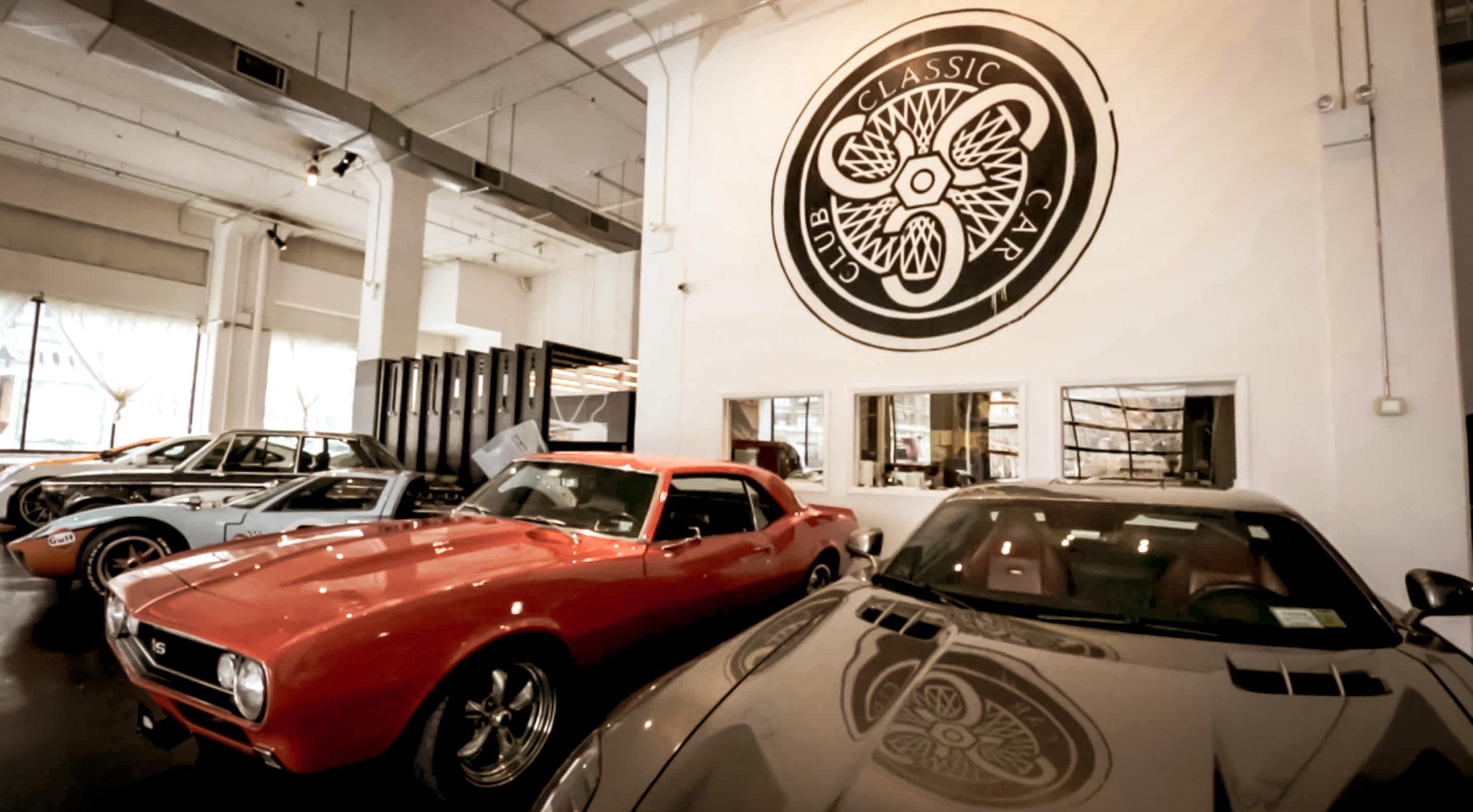 The      Classic Car Club      Manhattan