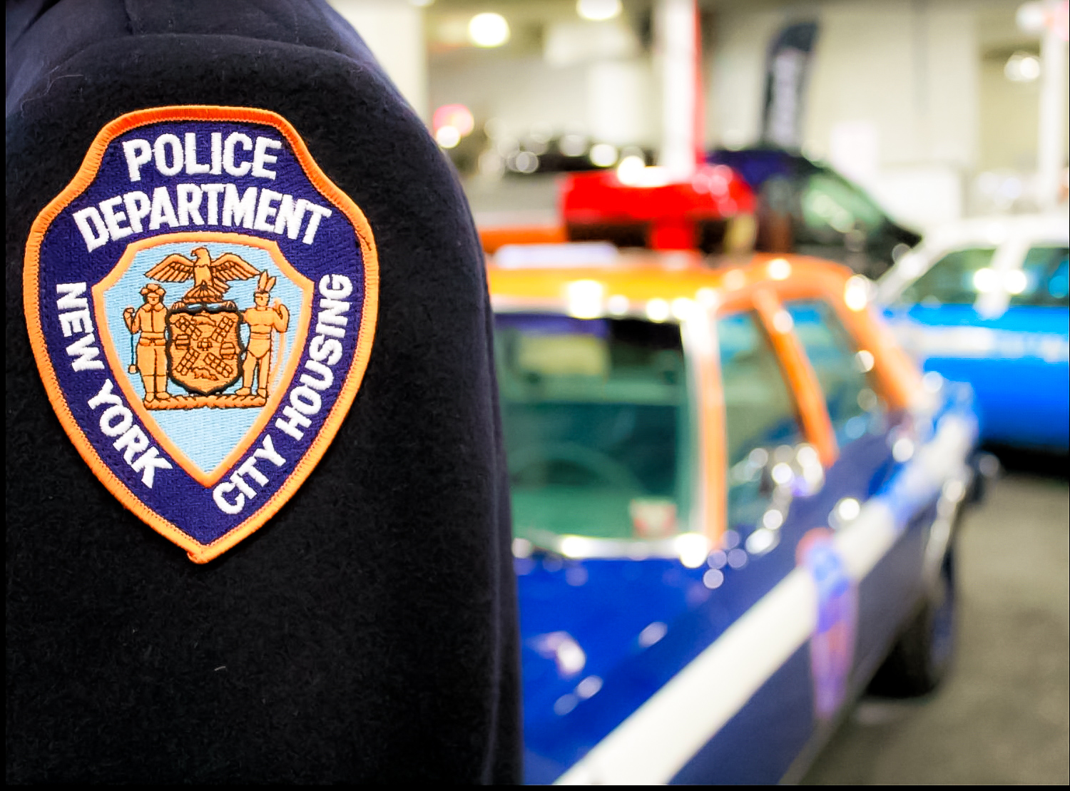 PLYMOUTH DIPLOMAT – Once upon a time, the NYPD's housing bureau had its own fleet of cars.