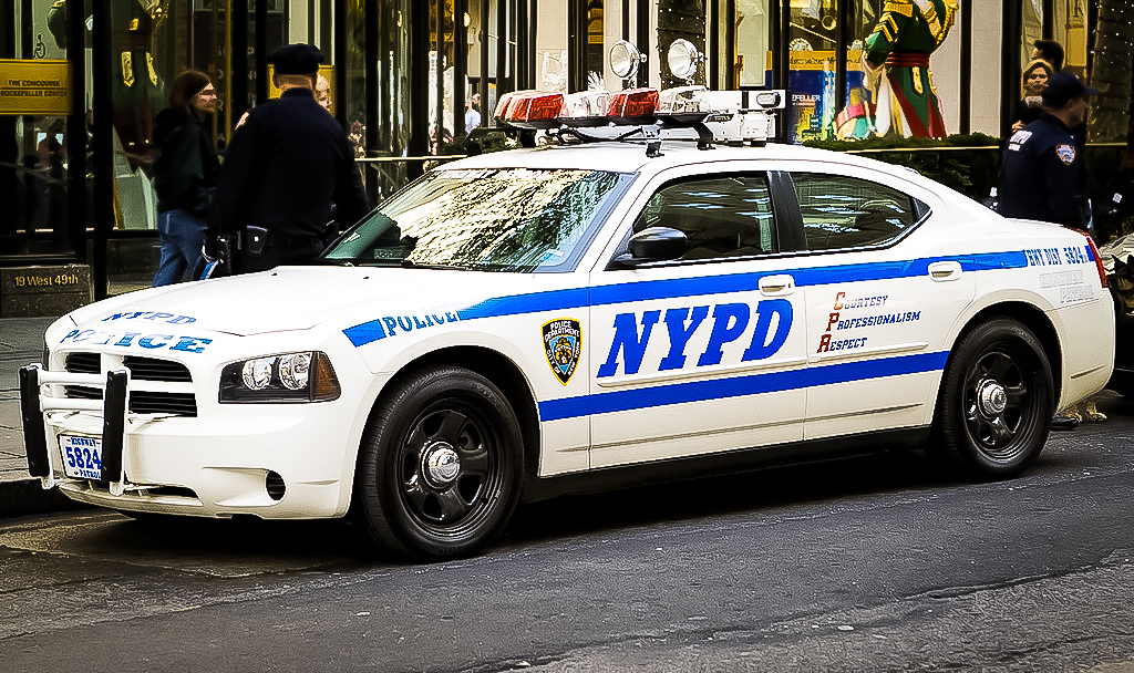 NYPD 2018 Dodge Charger