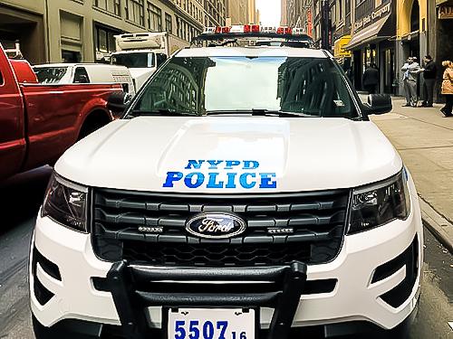 Ford Explorer 2016 – NYPD Interceptor