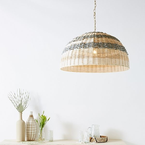 I love a good  Anthropologie  find! This would look amazing on a porch or over a table.