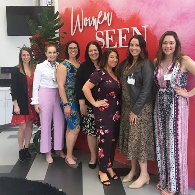 """If you want to go fast, go alone. If you want to go far, go together."" . . . Attended the @seenmagazine Women's Seen event this morning with this crew ♥️ Thanks to @ebodecreative for the pic bc I forgot to take any! 📸🙄. I love getting out of the office for a few hours to  mingle with @bossladiesreferral 😍. . . . #seenmagazine #blrc #detroit #networking #womenincharge #inspiringwomen #crewlove #collab #girlboss #michiganblogger #michigrammers #michiganrealestate #getoutoftheoffice #detroitisback #thefutureisfemale #detroitevents #detroitnetworking #detroitmlo #detroitmom #thankfulforthiscrew"