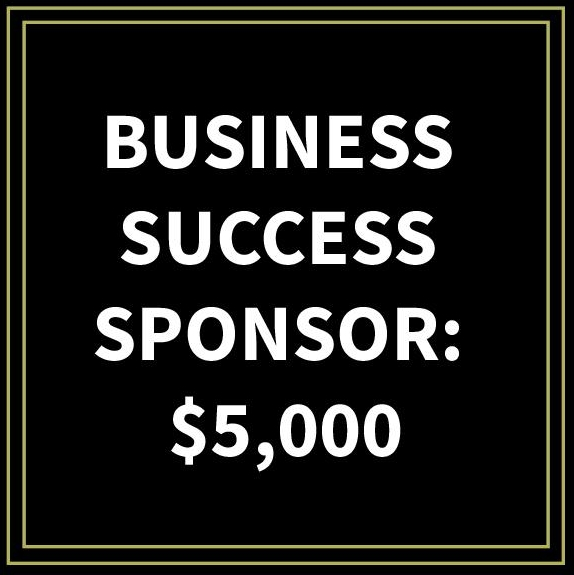 Funding provides JA programs for 222 local students  1 premium table of 10  2 VIP Tickets to the Laureate Reception at 5:30-6:30pm on April 5, 2018  Business Success Sponsor recognition with company name & logo imprinted 400+ program booklets  Sponsorship announcement on social media  Live recognition from event podium during program & logo in rolling loop  Prominently recognized on all sponsorships displays at Business Hall of Fame event  Listed on the www.ETBHOF.org website through 2019  Funding provides JA programs for 312 local students, 218 local students, 156 local students, 93 local students and 31 local students.