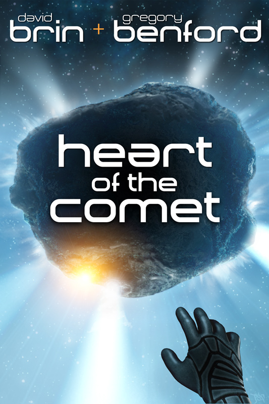Book Cover: Heart of the Comet