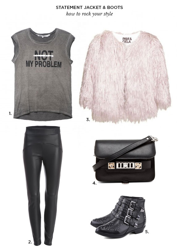 rock - Look Rock Your Style