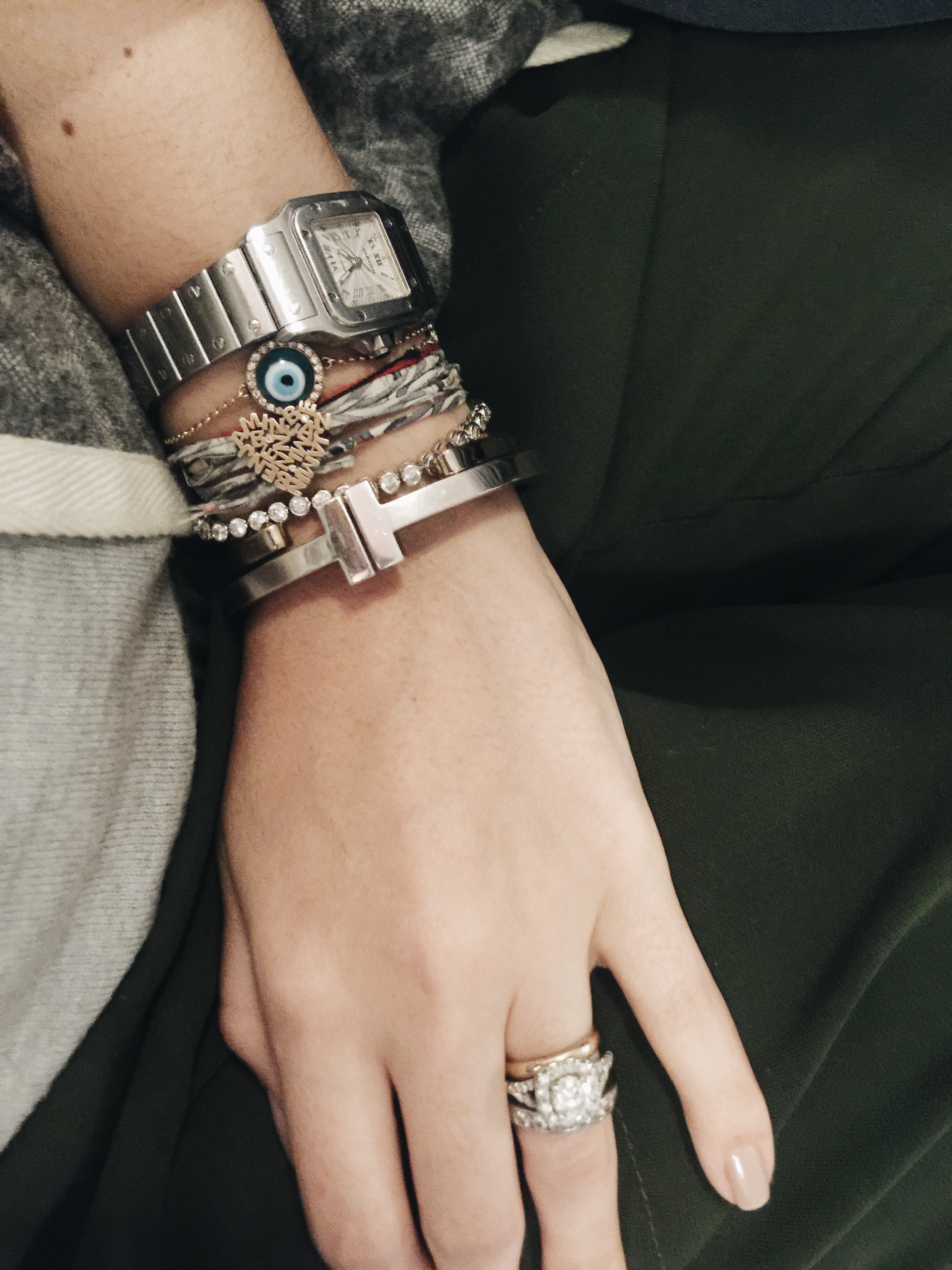 arm party aug - My Looks