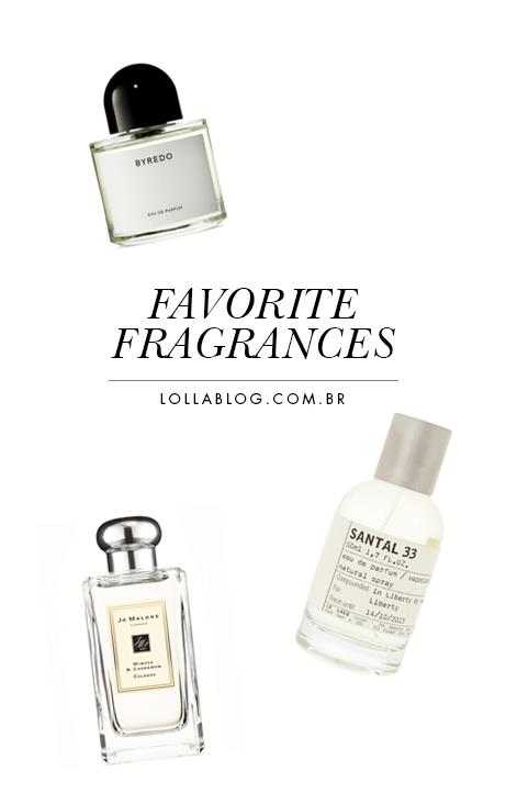 favorite fragrances  - Favorite Fragrances