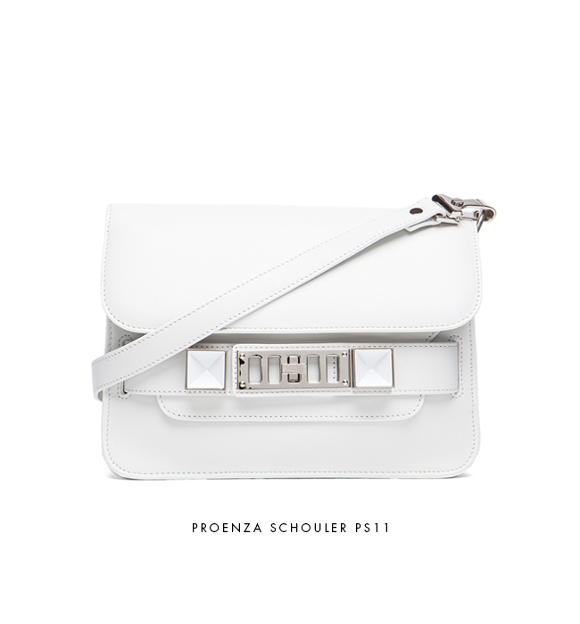 proenza schouler - Nothing Haunts Us Like The Things We Didn't Buy
