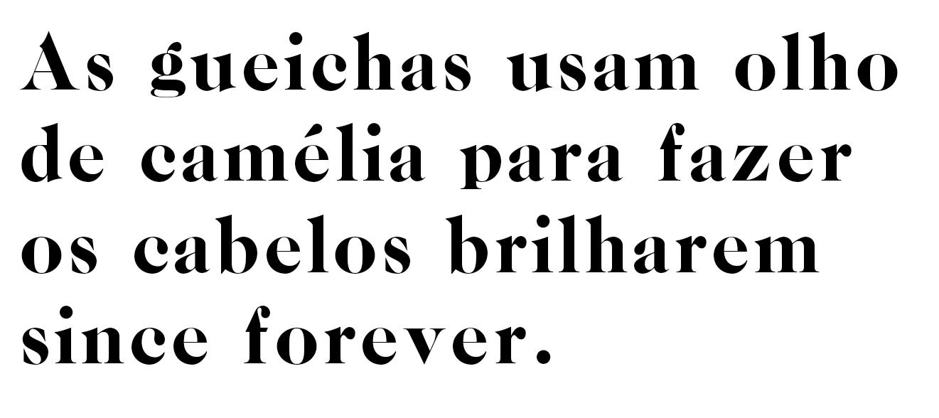 oleo camelia 1 - A Beauty Routine da Mariana Prates, founder da Paul & Mary