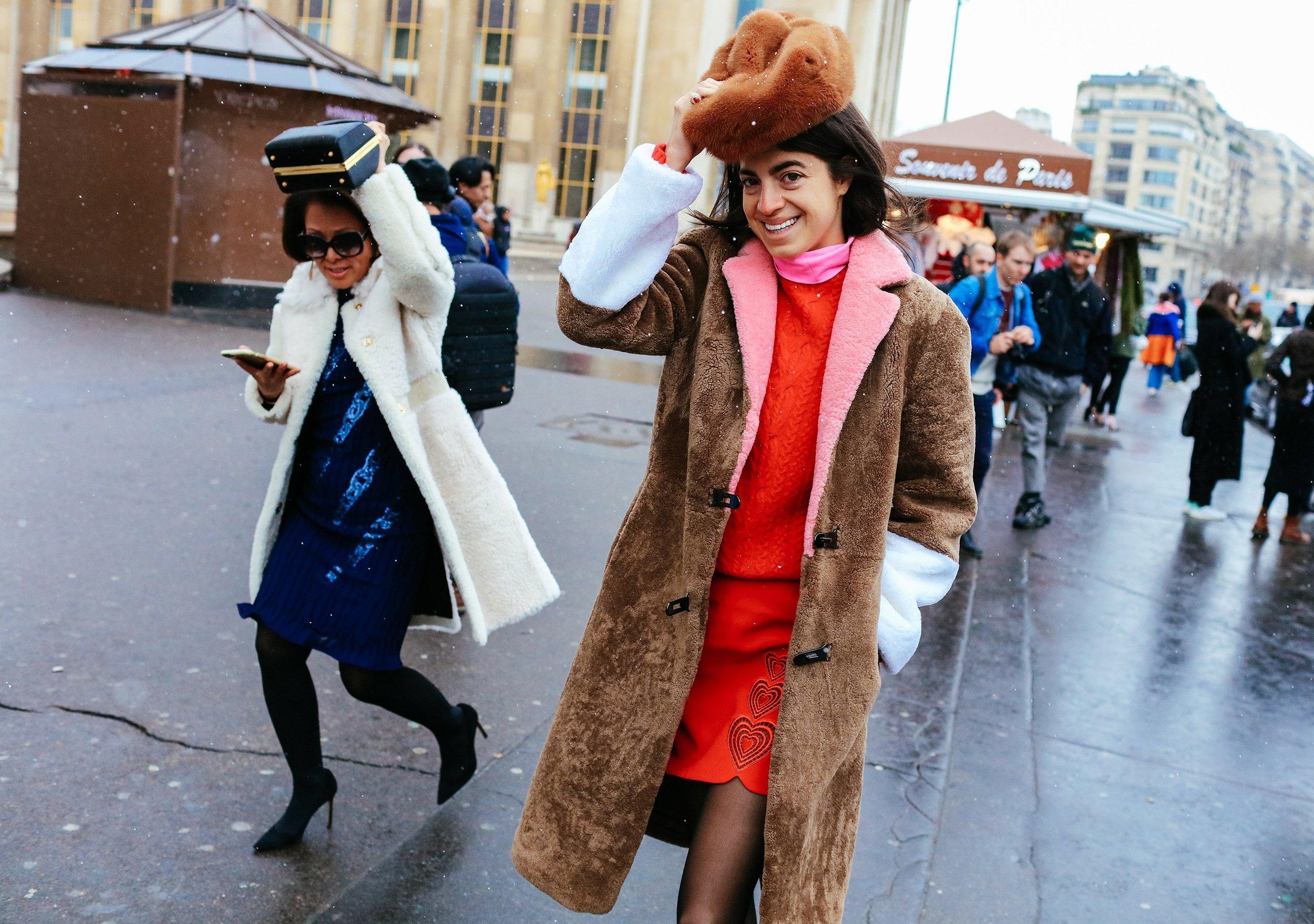 4338c3db591ad6dd79e6769237c2eac0 - Marcia Crivorot e Silvia Scigliano, da NY Fashion Tour