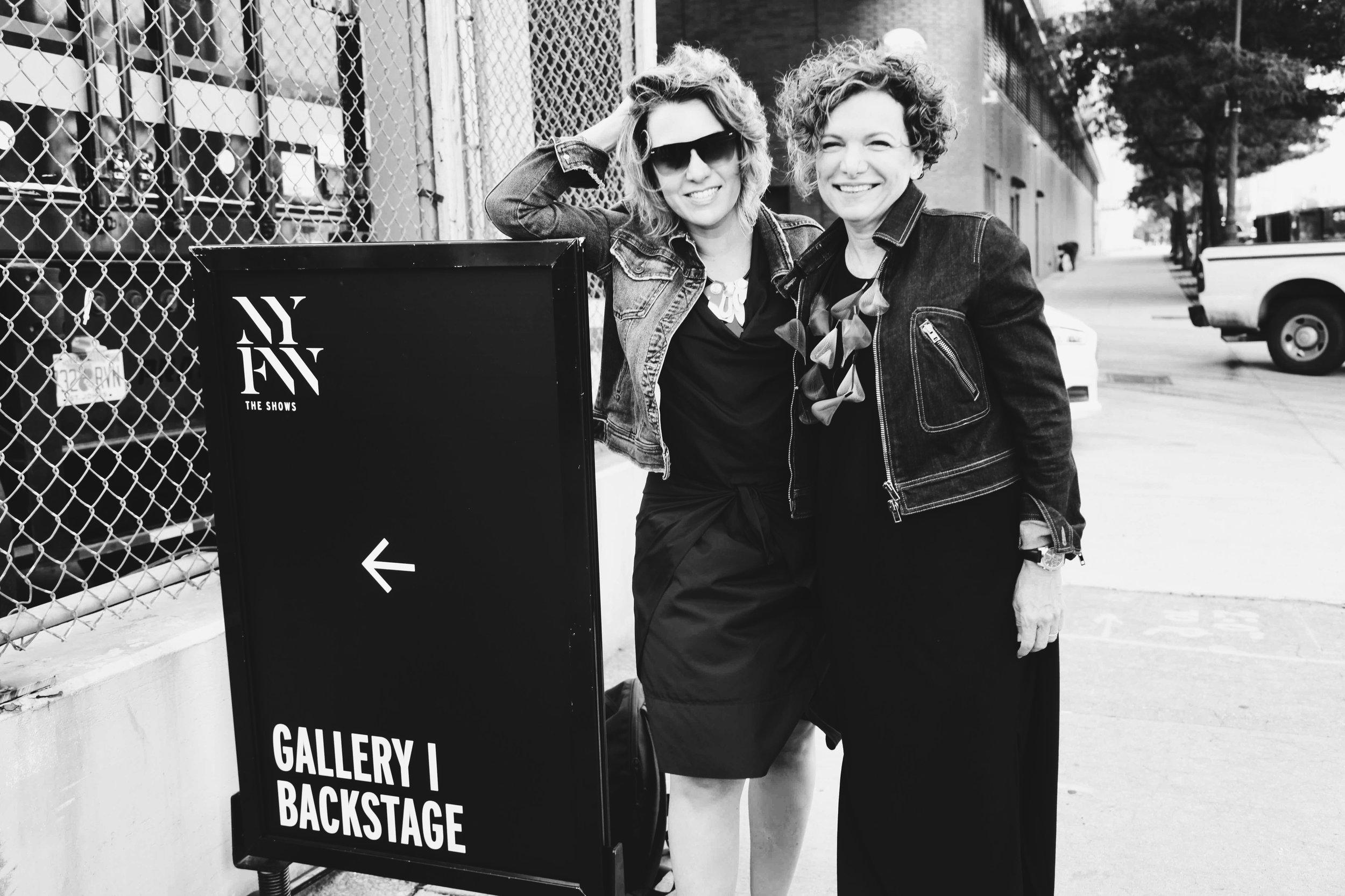 BCDBD1A3 982D 48F1 A8BE 4EAC0F08EA23 - Marcia Crivorot e Silvia Scigliano, da NY Fashion Tour