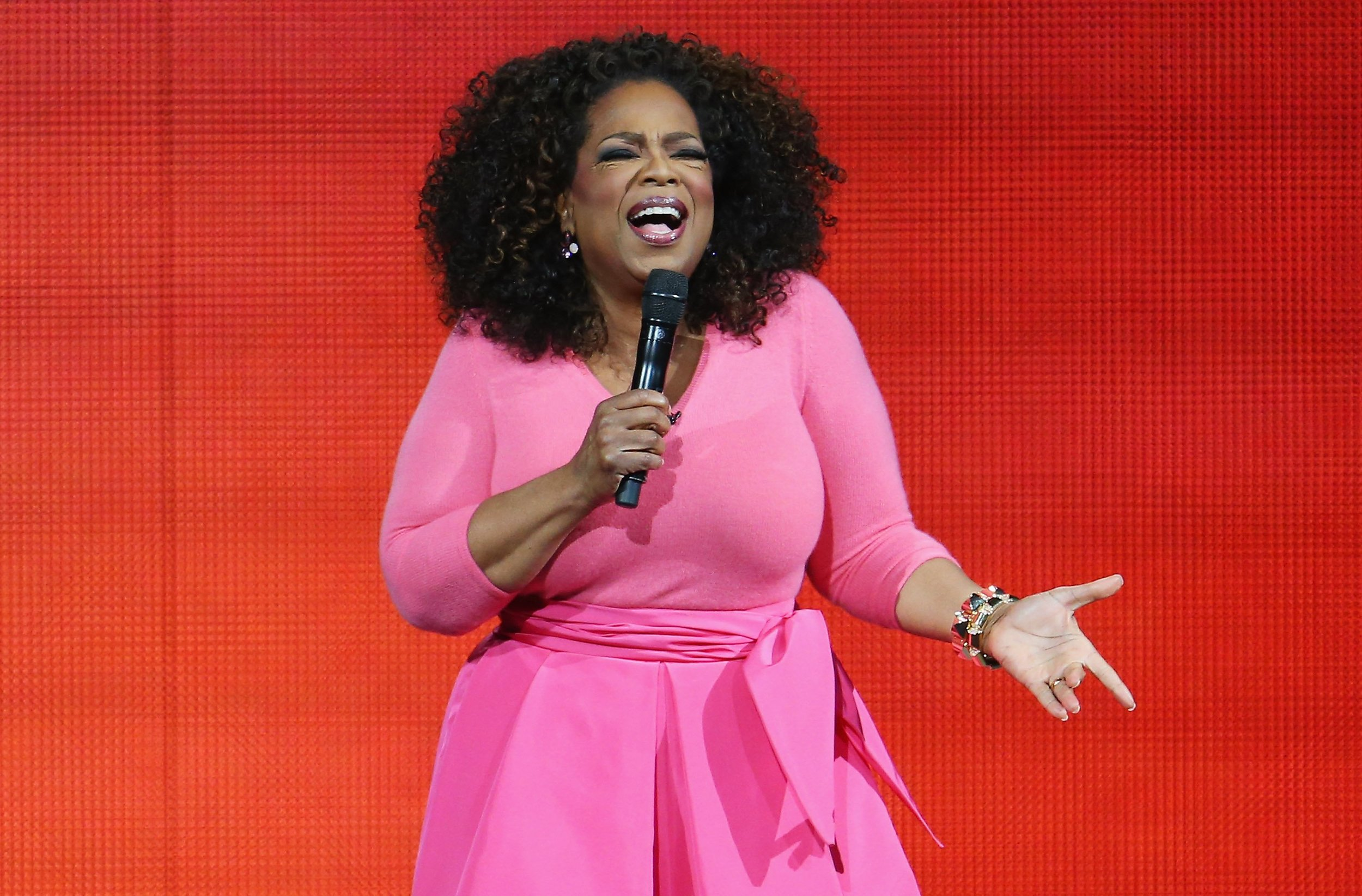 oprah weight watchers - O Discurso da Oprah: Isto não é sobre o Golden Globes.