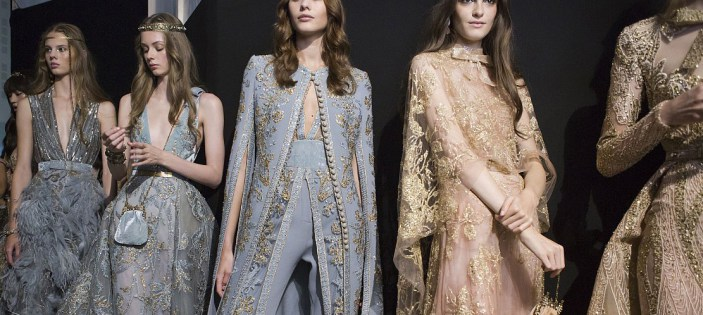Elie Saab haute couture fal 2018 game of thrones 1 - Como a Haute Couture se mantem no mundo da fast fashions?
