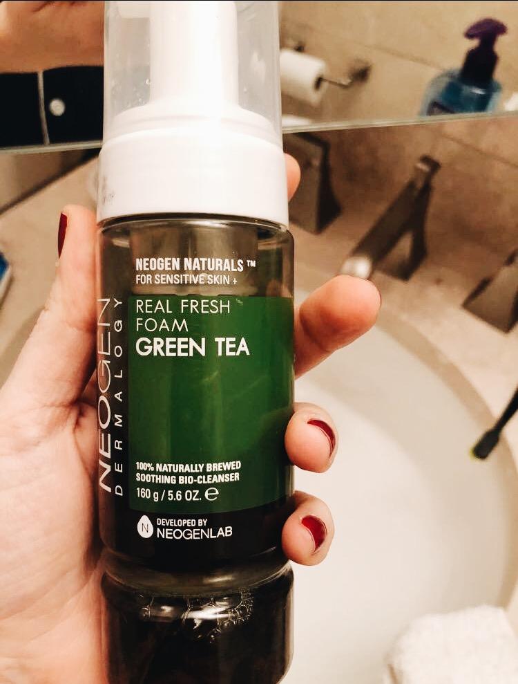 Espuma de limpeza Neogen Real Fresh