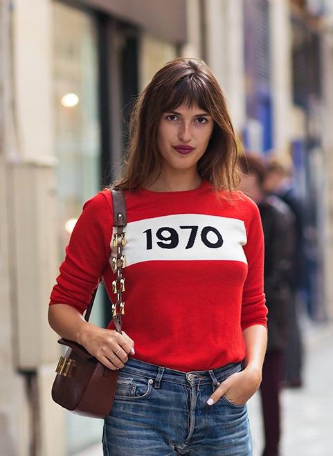 sweater 1970 bella freud - Quando o assunto é compras, você é late or early adopter?