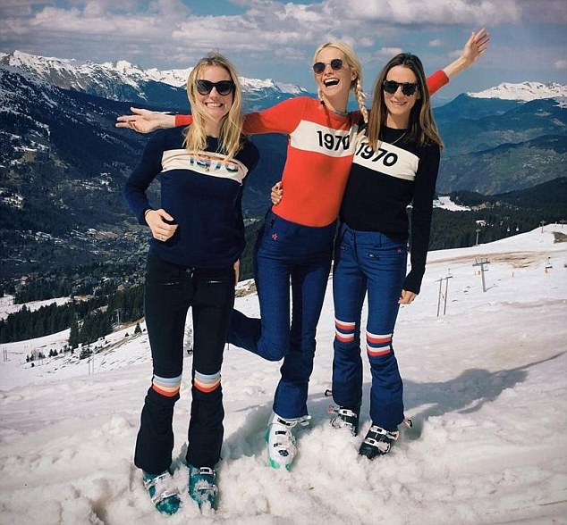 3EAD942800000578 0 On Sunday Poppy Delevingne posted a snap of herself on a skiing  m 16 1490647595243 - Quando o assunto é compras, você é late or early adopter?